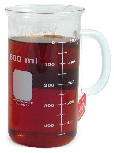 Tall Beaker Mug 600 mL