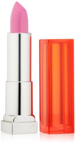 Maybelline New York Color Sensational Vivids Lipcolor, Pink Pop, 0.15 (Color Pops)