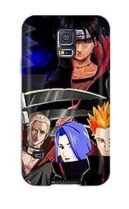 Fashion Protective Akatsuki Case Cover For Galaxy S5