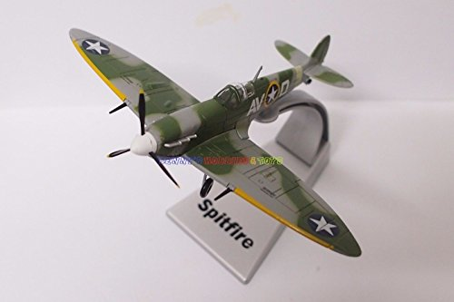 Thompson Aircraft (NEW 1/72 Planes US Spitfire Air Force WWII Aircraft Model Toy)