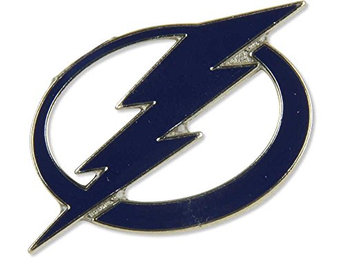 NHL Tampa Bay Lightning Logo Pin Nhl Pins