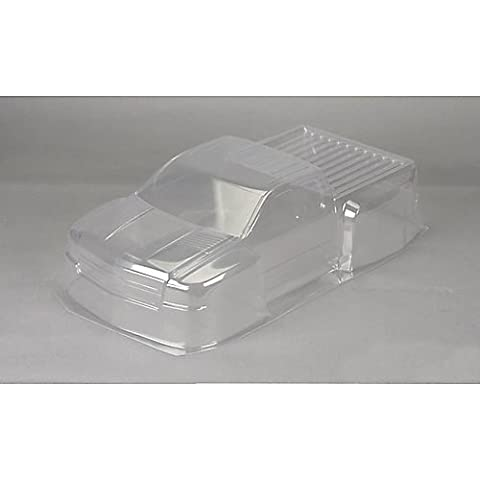 Pro-Line Racing 338500 Chevy Silverado HD Clear Body for Slash 2WD and 4WD (Requires Extended Body (Proline Body Slash 4x4)