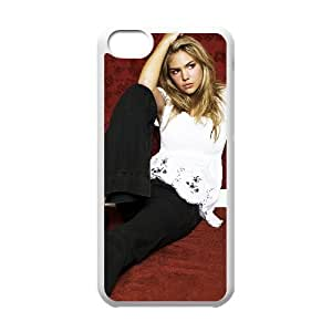 TOSOUL Print Kate Upton Pattern PC Hard Case for iPhone 5C