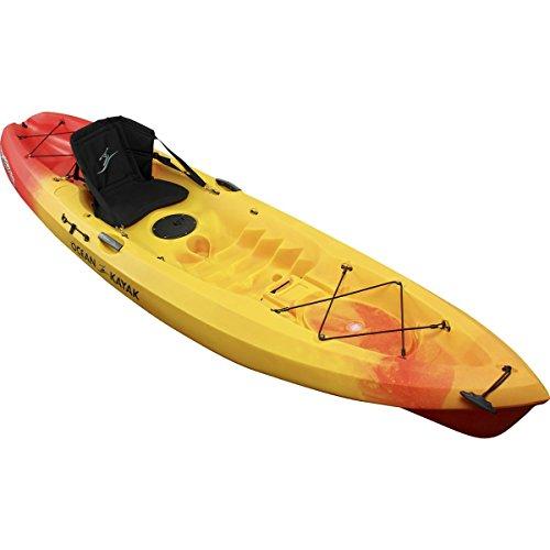 Scrambler ocean kayak buyer's guide for 2020
