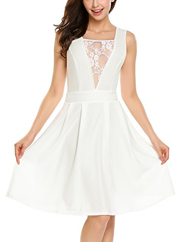 best cocktail dress for small bust - 6