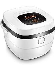 Zhihao 5L Cocina Inteligente arroz, un botón de menú multifunción, Revestimiento Antiadherente de Espesor, 24 Horas Cita Inteligente, Cocina eléctrica hogar