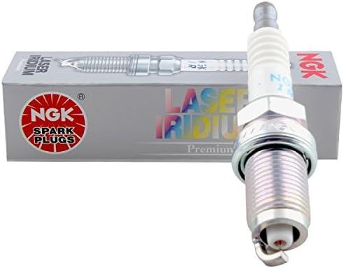 Ngk 6774 Izfr6k13 Laser Iridium Premium Zündkerzen Satz Von 4 Stück Auto