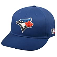 2013 Youth FLAT BRIM Toronto Blue Jays Home Blue Hat Cap MLB Adjustable