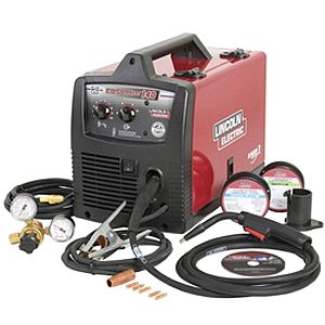Lincoln Electric Welders  Easy-MIG 140 120 Volt AC Input Com