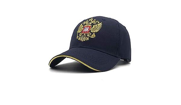 zhuzhuwen Emblema Nacional Ruso Gorra de béisbol Verano Exterior ...