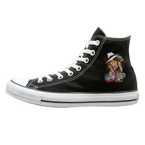 candyy-steven-tyler-wear-resisting-unisex-flat-canvas-high-top-sneaker-black