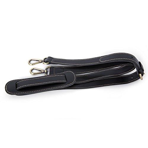 Black Detachable Bag Strap - 6