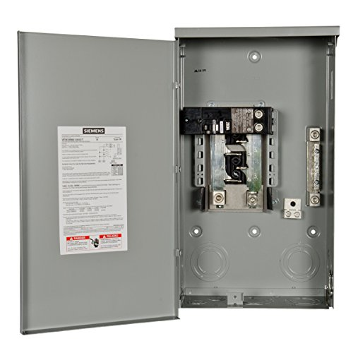 200 amp panel outdoor - 6