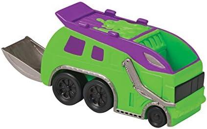 Amazon.com: Teenage Mutant Ninja Turtles Micro Mutant Camión ...