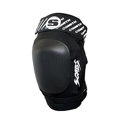 Smith Safety Gear Elite II Knee Pads, X-Small, Black by Smith Safety Gear
