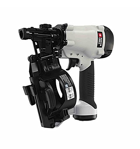 PORTER CABLE RN175C 15 Degree Pneumatic Coil Roofing Nailer ()