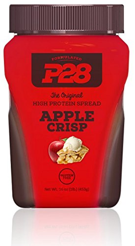 P28 Foods Formulated High Protein Spread, Apple Crisp, 16 Ounce - Apple Almond Crisp