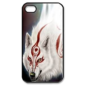 Clzpg Brand Iphone4,Iphone4S Case - Wolf diy phone case