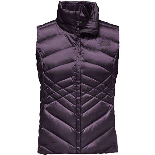 The North Face Aconcagua Vest Womens Vest Dark Eggplant Purple