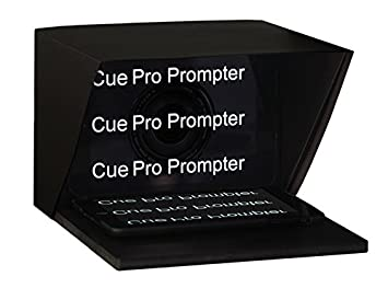 amazon com cuepro prompter teleprompter beauty