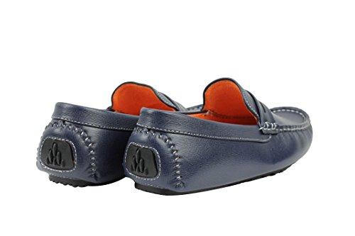 Xposed, Chaussures À Lacets Pour Hommes, Bleu bleu Marine, 40 Eu ... 8c6dd07cad7a