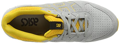 ASICS Shaw Runner - Zapatillas de deporte unisex Gris (Light Grey / Light Grey 1313)