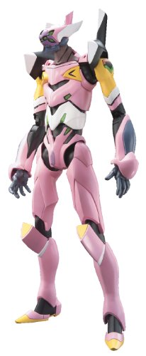 Bandai Hobby EVA-02 Production Model Custom Evangelion Model Kit ()