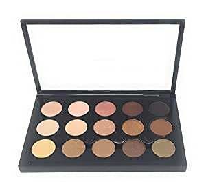 MAC Palette Eyeshadow x15 Warm Neutral by M.A.C: Amazon.es ...