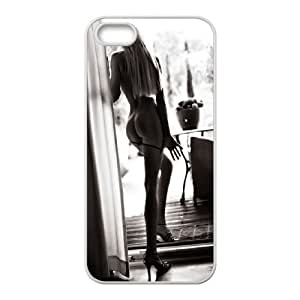 Iphone 5,5S Buttock Phone Back Case Art Print Design Hard Shell Protection LK026930