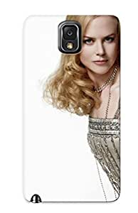 Excellent Galaxy Note 3 Case pc Cover Back Skin Protector Nicole Kidman
