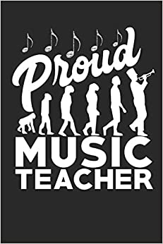 Libro PDF Gratis Proud Music Teacher: Funny Marching Band 6x9 120