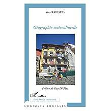 GEOGRAPHIE SOCIOCULTURELLE