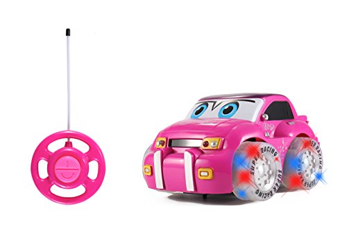 My First RC Car for Girls Pink/Purple Remote Control Racer