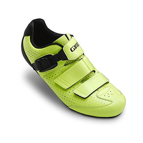 Giro Trans E70 17 Rennradschuhe Gelb/Schwarz, 40