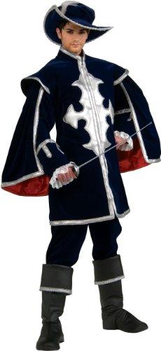 Rubie's Costume Co Musketeer Costume, Standard,