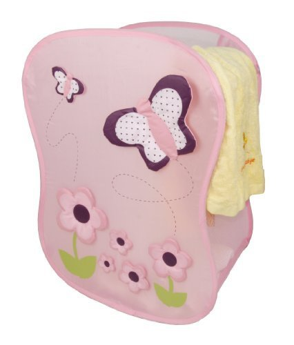 Innovative Home Butterfly Square Hamper