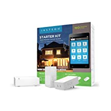 Insteon Starter Kit, 1 Hub and 2 Dimmer Plugs, Works with Amazon Alexa