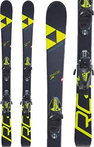 Fischer RC4 Race Jr. Skis w/ FJ7 AC SLR Bindings Kid's