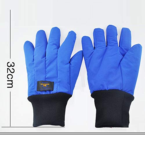 AINIYF Antifreeze Gloves Anti-liquid Nitrogen/low Temperature Resistant Cold Storage Low Temperature Cold Protection Protective Gloves/12.6inches by AINIYF (Image #3)