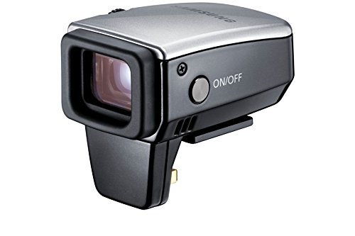 Samsung Electronic View Finder Evf10 for Nx100 Camera by SAMSUNG Electronic View Finder EVF10 For NX100 Camera
