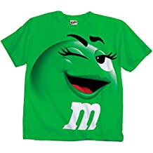 M&M M&M's Candy Silly Character Face T-Shirt