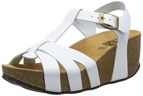 No Box Judy - Sandalias de vestir Mujer Blanco - Blanc (White)