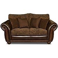 Simmons Upholstery 8104-02 Zephyr Aspen Loveseat