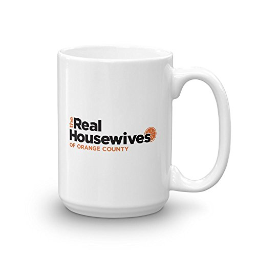 (The Real Housewives of Orange County White Mug - 15 oz. - Official Coffee)