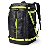 Gonex 50L Ski Boot Bag Backpack, Waterproof