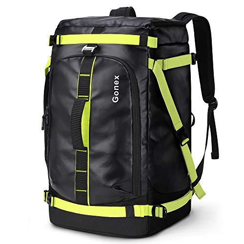 Gonex 50L Ski Boot Bag Backpack, Waterproof