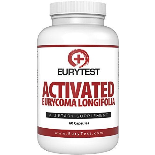 EuryTest Male Enhancement Supplement Testosterone product image