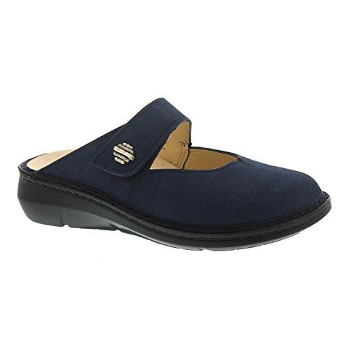 Roseau Finn Comfort Zoccoli Blau donna 02598 373041 HqSfx