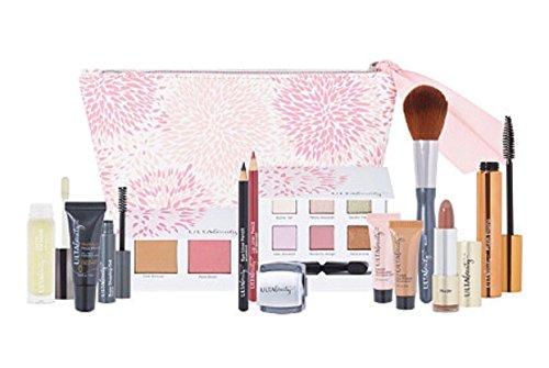 Ulta Beauty 13 Pc Make Up Bag  Pink