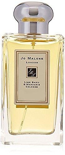 Jo Malone Fragrance Colonge Spray for Unisex 100ml/3.4 Fl oz. with Box - Lime Basil & Mandarin